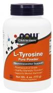 Now Foods, L-Tyrosine, Pure Powder, 4 oz (113 g)
