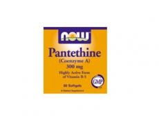 Pantethine (Coenzym A) 300 mg - 60 Softgels