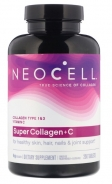 Collagen+C, Type 1 & 3, 250 Tabletten