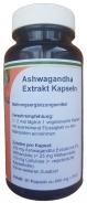 Ashwagandha Extrakt, 500mg, 90 Kapseln - KEINE ZUSÄTZE