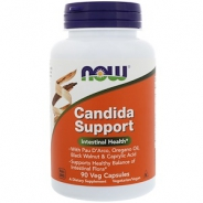 Candida Clear, Candida Support - 90 Vcaps