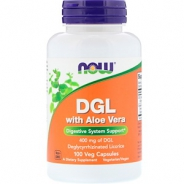 DGL, (De-Glycyrrhizinated Süßholzwurzel-Extract), 100 Lutschtabletten