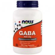 GABA, 500 mg, 200