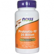 Probiotic-10 25 Milliarden- 100 Kapseln