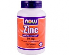 Zink 50 mg - 250 Tabletten