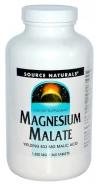 Source Naturals, Magnesium Malate, 1250mg, 360 Veg. Tabletten