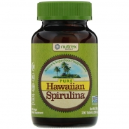 Nutrex, Pure Hawaiian, Spirulina Pacifica, 500mg, 200 Veg. Tabletten