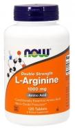 Now Foods, L-Arginine, 1000 mg, 120 Tabletten