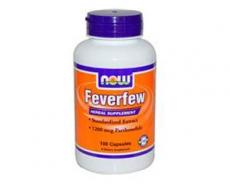 Mutterkraut - Feverfew - 100 veggie Kapseln