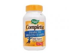 Completia Diabetic Multivitamin Iron Free -- 90 Tabletten!