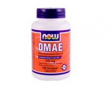 DMAE, 250 mg, 100 Vcaps