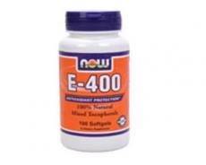 E-400 IU 100 % natürliches mixed Tocophery - 250 Softgels!