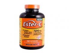 Ester-C, 500 mg mit Bioflavonoiden, 240 Kapseln