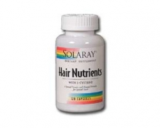 Hair Nutrients 120 Kapseln!