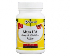 Mega EFA® Omega-3 EPA & DHA Fischöl -- 2126 mg/2 Softgels - 240 Sofgtels