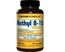 Methyl B-12, 1000 mcg, 100 Lutschtabletten