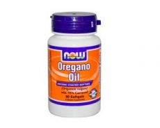 Now Foods, Oregano Softgels, 55% Carvacrol - 90 Gels