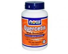 Quercetin mit Bromelain kein Citrus - Bioflavonoide - 120 Vcaps