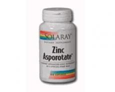 Zinc-15 Asporotate - 100 Kapseln