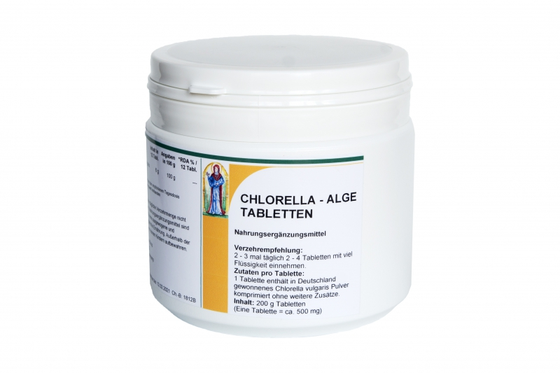 400 tabletten bio chlorella upc 609465247397. Black Bedroom Furniture Sets. Home Design Ideas
