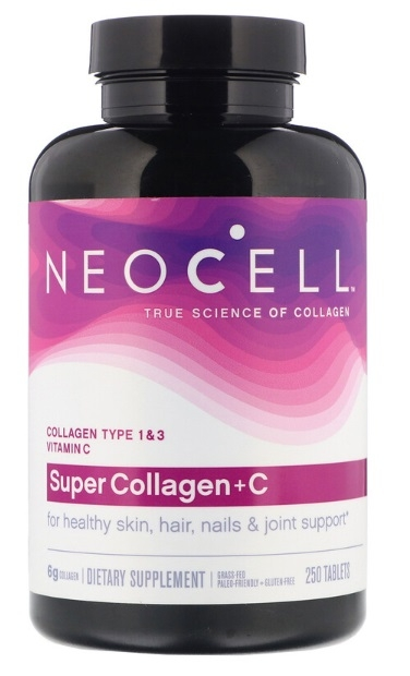 Neocell Collagen C Type 1 Amp 3 250 Tabletten Upc