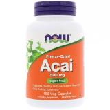 Acai, 500 mg, 100 Vcaps