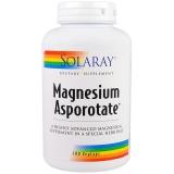 Solaray, Magnesium Asporotat -- 180 Kapseln