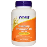 Evening Primrose Oil 500 mg - Nachtkerzensamenöl - 250 Softgels