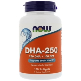 DHA - 250 highly concentrated - 120 Softgels