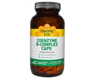 Coenzyme B-Complex Caps, 240 Veggie Caps!