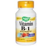 Vitamin B-1 - 100mg, 100 Kapseln!