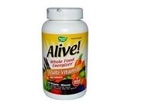 Alive! Mega Nahrungs-Energizer - 180 Tabletten!