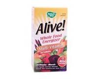 Alive! Mega Nahrungs-Energizer - 90 Tabletten