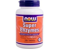 Super Enzymes (180 Tabletten)