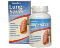 New Product! Lung-Saver, 60 Kapseln