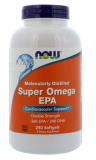Now Foods, Super Omega EPA, molekular destilliert, 240 Softgels