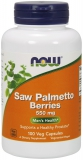 Saw Palmetto Berries - 550mg, 100 Kapseln