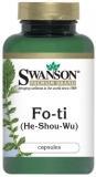 Fo-Ti (He-Shou-Wu) - 500mg - 60 Kapseln