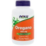 Oregano, 450 mg, 100 vegetarische Kapseln!