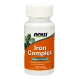 Iron Complex, 27mg, 100 Tabletten