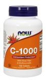 C-1000 mit Hagebutte & Bioflavonoide - 100 Tabletten