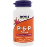 P-5-P, 50 mg, 90 Veg Kapseln