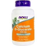 Calcium D-Glucarate, 500 mg, 90 Veggie Kapseln