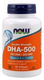 DHA-500/EPA-250, Double Strength, 90 Softgels