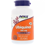 Ubiquinol, 100 mg, 120 Softgels