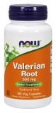 Now Foods, Baldrianwurzel, 500 mg, 100 Vegetarische Kapseln