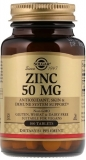 Solgar, Zink, 25mg 2-Tages-Dosis, 100 Tabletten