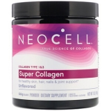 Neocell Super Collagen Type 1 & 3, Pulver, 198g