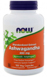 Ashwagandha Extrakt, 450mg  180 Kapseln