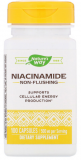 Natures Way, Niacinamide, 500 mg, 100 Kapseln